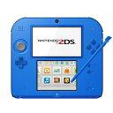 【予約】【3DS】 9月15日発売予定 ニンテンドー2DS ブルー [FTR-S-BCAA][2DS 本体]【02P03Sep16】