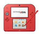 【予約】【3DS】 9月15日発売予定 ニンテンドー2DS レッド [FTR-S-RCAA][2DS 本体]【02P03Sep16】