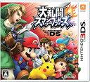 【新品】【3DS】 大乱闘スマッシュブラザーズ for ニンテンドー3DS [CTR-P-AXCJ][スマブラ]【02P03Dec16】