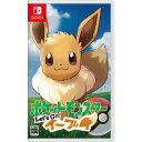 ポケットモンスター Let 039 s Go! イーブイ (HAC-P-ADW3A) Nintendo Switch 新品 NSW
