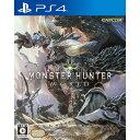 【新品】【PS4】モンスターハンター:ワールド 通常版 [P...