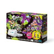 【新品】【Wii U】 Wii U スプラトゥーン セット(amiibo アオリ・ホタル付き) [WUP-S-WHAT][WiiU 本体]【02P03Dec16】