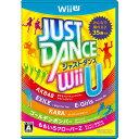 【新品】【Wii U】 JUST DANCE(R) Wii U [WUP-P-AJ5J][ジャストダンス WiiU]