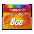 トランセンド (TS8GCF133) コンパクトフラッシュ(133倍速) 8GB☆