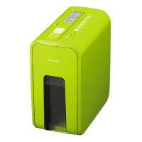 コクヨ(KPS-X80YG)デスクサイドシュレッダー<RELISH>スプラウトグリーン