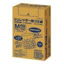 コクヨ (KPS-PFS86) シュレッダー用ゴミ袋M 静電気抑制・エア抜き加工 100枚入り☆