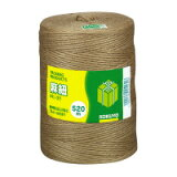 コクヨ(ホヒ-31)チーズ巻き/麻ひも 麻紐(あさひも) 520m 編み物 ガーデニング 梱包用 4901480455396☆