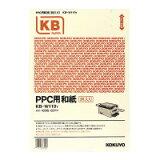 コクヨ (KB-W119Y) PPC用和紙柄入り 60g/m2 A4 100枚入 黄☆