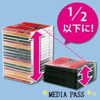 �������EDC-CME1-100W��CD/DVD���եȥ�����MEDIAPASS1�����100�祻�å���CD������/DVD��������