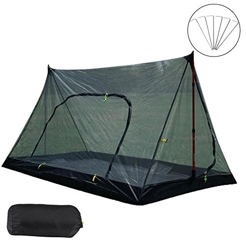 Eletorot 蚊帳(かや)超軽量携帯式テント