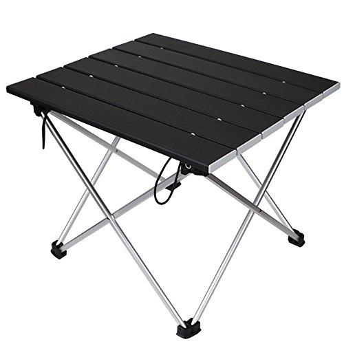 Linkax アルミ製 アウトドアテーブル