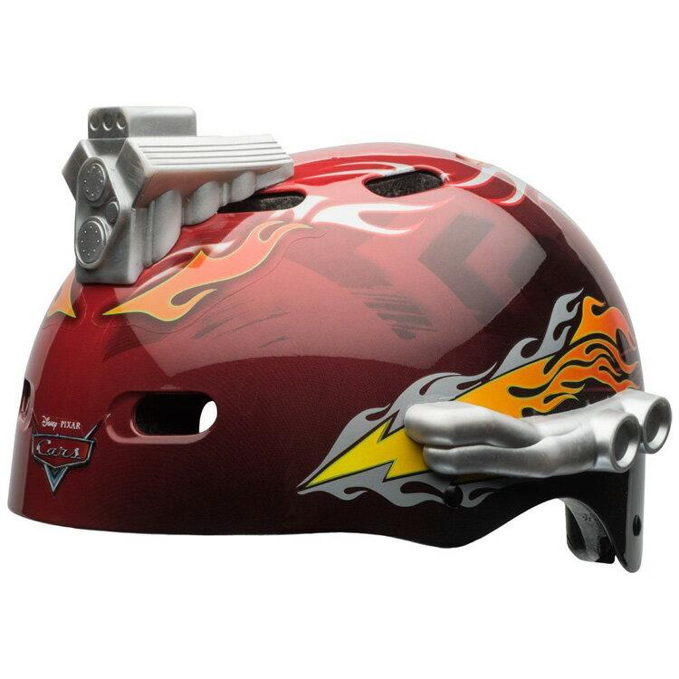 BELL子供用ヘルメット3Dハードシェル5歳ディズニーカーズ7059823