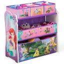 デルタ ディズニー プリンセス マルチ おもちゃ箱 収納ボックス マルチビン オーガナイザー 子供 TB83489PS Delta