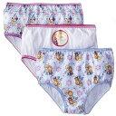 下着 子供 ショーツ 3枚組 ディズニー アナと雪の女王 パンツ