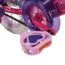 11月29日入荷予約販売/ Huffy 12インチ ディズニー プリンセス 子供 キッズ ジュニア用 自転車 補助輪付 22458