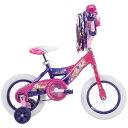 Online ONLY(海外取寄)/ 12インチ ディズニー プリンセス 子供 キッズ ジュニア用 自転車 子ども 補助輪付 Huffy 22459