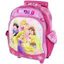 DM便不可/ 子供用 キャリーバッグ ディズニープリンセス Mサイズ (2611) 子ども キッズ リュック バッグ カバン