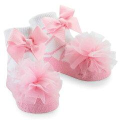 マッドパイ 0-12ヶ月 チュール ベビーソックス 靴下
