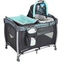 5月18日入荷予約販売/ ベビートレンド リゾート エリート ナーサリー センター ラグナ ブルー baby trend