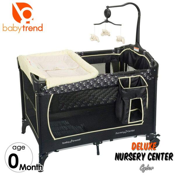 Online ONLY(海外取寄)/ Baby Trend ナーサリーセンター サイバー プレイヤード