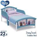 Online ONLY(海外取寄)/ デルタ 子供用ベッド ディズニー アナと雪の女王 2 子ども用 トドラーベッド キッズ 幼児 子供部屋 DELTA