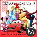 福袋 キッズ 2019 ディズニー キャラクター ハッピーバッグ 【キャリーバッグ M】 HAPPY BAG