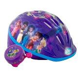 迪斯尼博览会利兹 头盔灯火5+孩子用自行车 铃附着 tinkerbell[ディズニー フェアリーズ ヘルメット ライトアップ 5+ 子供用 自転車 ベル付き ティンカーベル]