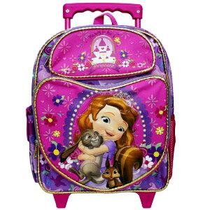 キャリーバッグ M ディズニー 小さなプリンセス ソフィア ローリングバッグ