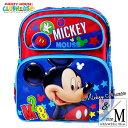 リュックサック ディズニー ミッキーマウス Mサイズ 男の子 子供 76476