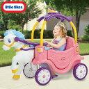 Online ONLY(海外取寄)/ リトルタイクス プリンセス フォース キャリッジ 乗用玩具 馬 Littletikes 642326 /配送区分A