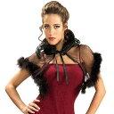 ハロウィン 仮装 衣装 子供 大人 ルービーズ ブラック ケープ コスチューム アクセサリー 6313