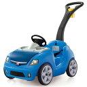 乗物玩具 車 STEP2 ウィスパー ライド 2 ブルーの画像
