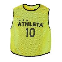 ATHLETA(アスレタ) B-003J ジュニア サッカー フットサル ビブス10枚セットの画像