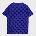 ポールスミス ポルカドットプリントTシャツ パープ