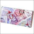 ヴィヴィアンウエストウッド ヴィヴィアンウエストウッド 正規品 Vivienne Westwood ヴィヴィアン ウエストウッド MONEY&ウォレス2 LF長財布 ホワイト