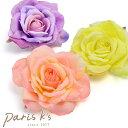 コサージュ ローズ バラ 薔薇 髪飾り 花 浴衣 ヘアアクセサリー ブローチ 結婚式 ブラ