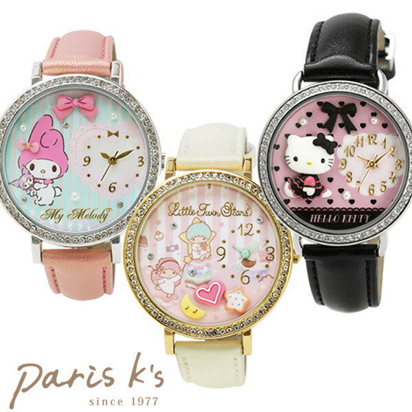 サンリオ 時計 腕時計 レディース デコ ウォッ...の商品画像