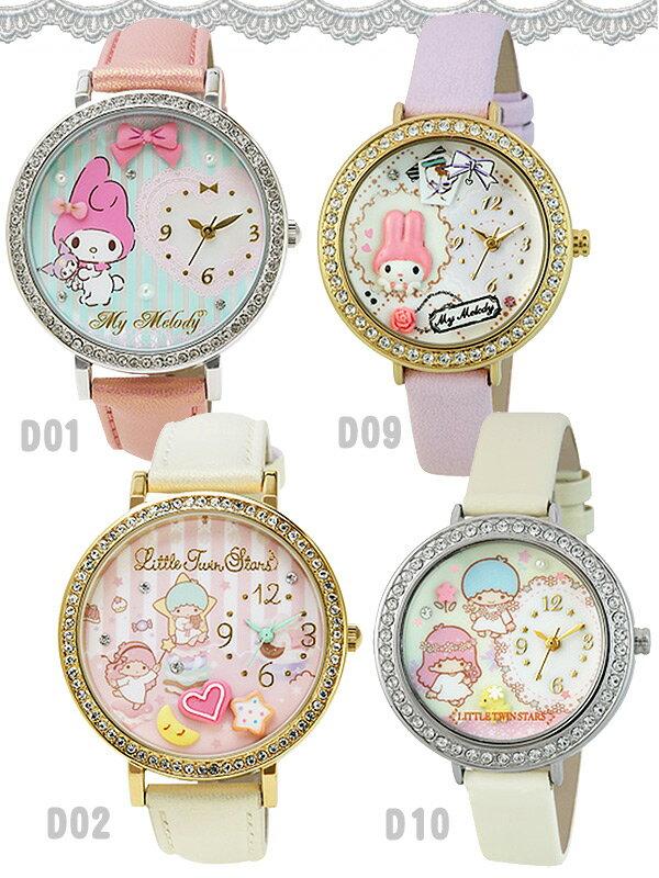 サンリオ 時計 腕時計 レディース デコ ウォ...の紹介画像2