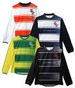 LUZ e SOMBRA ルースイソンブラ セール:DOMINOS ロングプラクティスシャツ:L1531130