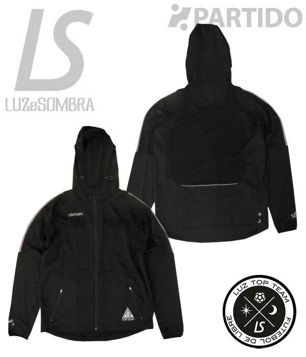LUZ e SOMBRA ルースイソンブラ(LUZ TOP TEAM):LTT エアライトラインフルジップジャケット:T1631102