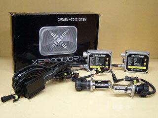 XenonWorx キセノンワークス HIDキット 6000K H4 Hi/Lo スライド