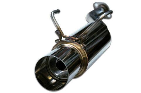DangunRacing スポーツマフラー タイプHセミチタン GC8 インプレッサ セダン ターボです。