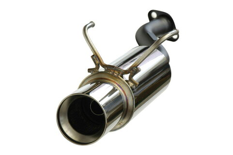 DangunRacing スポーツマフラー HM2 MCR30/40W エスティマです。
