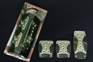DangunRacing DRペダルMT チタン/ブラックカーボン