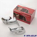 SuperSportMirror(スーパースポーツミラー) シボレー サバーバン/C10 シボレー サバーバン/シェビーC10 1992〜1998 SLRミラー LED クローム ミラー面電動調整 左ハンドル