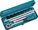 HAZET ヘキサゴンソケットレンチセット(差込角12.7mm)