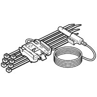 CATEYE(キャットアイ・キャッツアイ) 169-9305 CC-VL110用ブラケットセンサーセット(リア) ブラック 1個 メーカー品番:#169-9305の画像