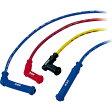 NGK(エヌジーケープラグ) パワーケーブル ストレート ブラック 1本 メーカー品番:S4K【10P28Sep16】