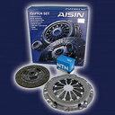 【送料無料】AISIN クラッチディスク&カバーセット 1セット 適合車種:キャリイ、エブリイ