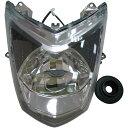 【送料無料】Optimum(オプティマム) シグナスX/SR SE44J/E3B1E LEDヘッドライト クリア/ホワイト メーカー品番:OP11201 1セット【あす楽対応】